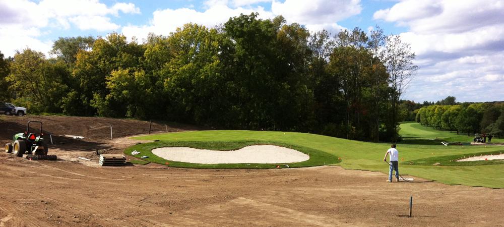 Cutten Golf Course Design