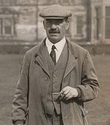 Dr. Alister MacKenzie